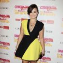 Demi Lovato Cosmopolitan Fun Fearless Latina Awards In Nyc
