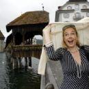 Jennifer Gareis - During A Visit In Lucerne, Switzerland - 04.05.2009