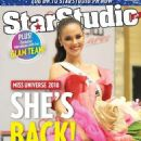 Catriona Gray - Star Studio Magazine Cover [Philippines] (December 2018)