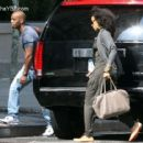 Kelly Rowland and Tim Weatherspoon - 454 x 417