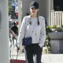 Jessica Alba out for a lunch in Beverly Hills January 29, 2017 - 454 x 667