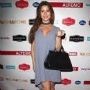 Amanda Cerny at the Alfemo Event in Los Angeles - 454 x 647