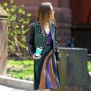 Olivia Wilde Out and About In Nyc
