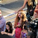 Selena Gomez attend the Katy Perry: Part of Me Live Performance. Hollywood & Highland, Hollywood, CA. June 26,2012