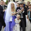 Richard Lugner, 81 marries Playboy model, 24
