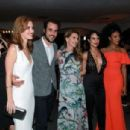 Nathalia Dill, Bruno Ferrari, Maitê Proença, Andreia Horta and Sheron Menezzes -