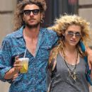 Ke$ha and Alex Carapetis