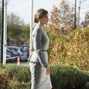 Queen Letizia of Spain and Queen Rania of Jordan Visit a Molecular Biology Centre