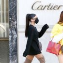 Ariana Grande – Shopping candids in Beverly Hills
