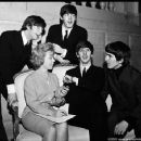 Joyce Brothers & The Beatles 1964 - 400 x 356