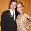 Kevin Zegers and Maja Kljun