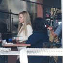 Kate Hudson and Octavia Spencer – Filming at a local eatery in Marina Del Rey
