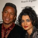 Jermaine Jackson and Halima Rashid - 454 x 568