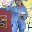 Elsa Hosk – Out for a coffe in LA