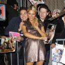 """Paris Hilton Drops By """"Jimmy Kimmel Live!"""""""