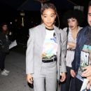 Amandla Stenberg – Arrives for the Vanity Fair Party in LA - 454 x 681