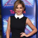 Cheryl Cole X Factor Press Launch