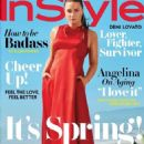 Demi Lovato - InStyle Magazine Cover [United States] (April 2018)