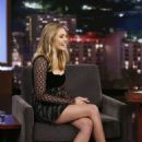 Elizabeth Olsen at 'Jimmy Kimmel Live' in LA