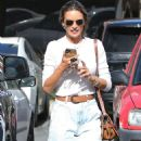 Alessandra Ambrosio – Out and about in Brentwood