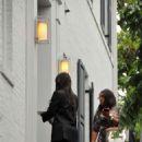 Kim Kardashian – Arrives at Ivanka Trump Home in Washington