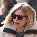 Sienna Miller In Jeans Out and About In Nyc