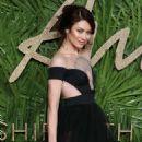 Olga Kurylenko–2017 Fashion Awards in London - 454 x 682