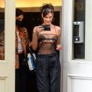 Bella Hadid – Heads out in New York City
