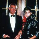 Sean Connery and Barbara Carrera - 329 x 458