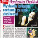 Agnieszka Chylinska - Nostalgia Magazine Pictorial [Poland] (December 2018) - 454 x 642