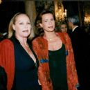 Ursula Andress, Princess Stephanie of Monaco