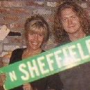 Rick Allen and Stacy Gilbert
