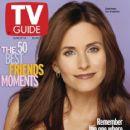 Courteney Cox - TV Guide Magazine Cover [United States] (10 June 2002)