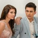 Tom Rodriguez and Rhian Ramos