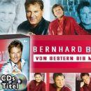 Bernhard Brink Album - Von gestern bis Morgen