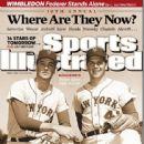 Nolan Ryan - Sports Illustrated Magazine Cover [United States] (13 July 2009)