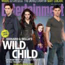 Robert Pattinson, Kristen Stewart, Taylor Lautner, Mackenzie Foy - Entertainment Weekly Magazine Cover [United States] (22 June 2012)