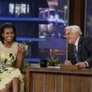 Michelle Obama On The Tonight Show with Jay Leno