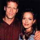 Mark Valley and Kristi McDaniel - Days of Our Lives