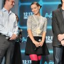 Olivia Wilde - Tron Legacy 3D Press conference in Tokyo, 29.11.2010.