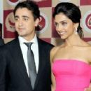 Imran Khan and Deepika Padukone