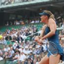 Maria Sharapova – French Open Tennis Tournament 2018 in Paris