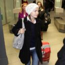 Camilla Belle Arriving In Berlin