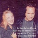Corey Hart and Julie Masse