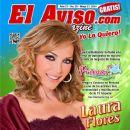 Laura Flores - El Aviso Magazine Cover [United States] (17 May 2014)