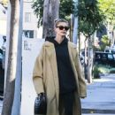 Hailey Bieber – Stops by a coffee shop in Beverly Hills