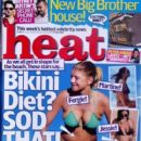 Fergie - Heat Magazine Cover [United Kingdom] (5 May 2007)
