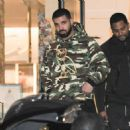 Drake does some shopping in Beverly Hills, California on December 8, 2016 - 454 x 478