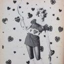 Elaine Joyce - TV Showtime Magazine Pictorial [United States] (12 February 1971) - 454 x 598