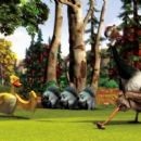 Paddy (voiced by Eric Price, left) and Marcel (voiced by Larry Miller, right) in ALPHA AND OMEGA 3-D. Photo courtesy of Lionsgate and Crest Animation - 454 x 255